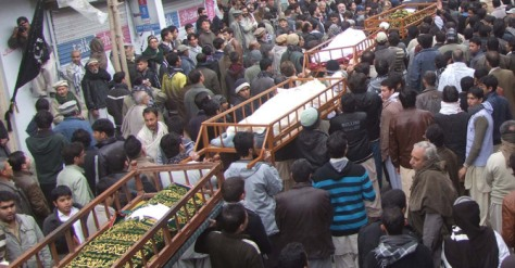 Hazara Attack - I - Jan 13, 2013