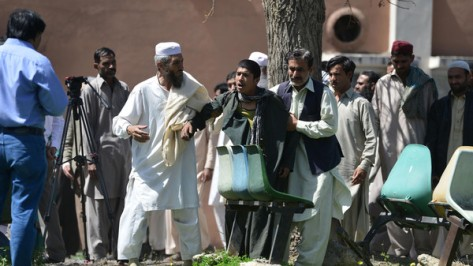 PAKISTAN-UNREST-BLAST