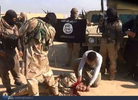 www.dustaan.com-بریدن-سر-سرباز-عراقی