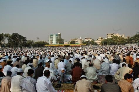 عیدین کی نماز کا طریقہ